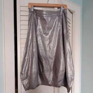 Eileen Fisher Skirts - Eileen Fisher Silver skirt